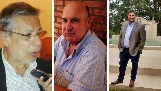 Los villamarienses que integran las listas de diputados nacionales