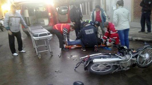 Murió Carolina Prudencio: había chocado en moto en junio