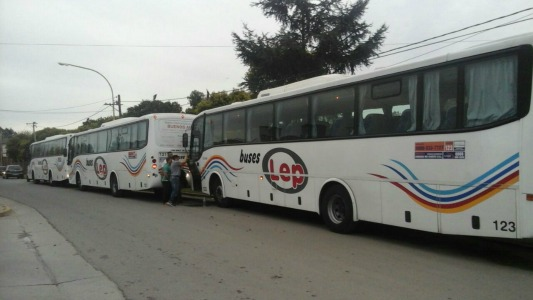 Interurbanos: Lep tomó a los 460 trabajadores y comienza a operar