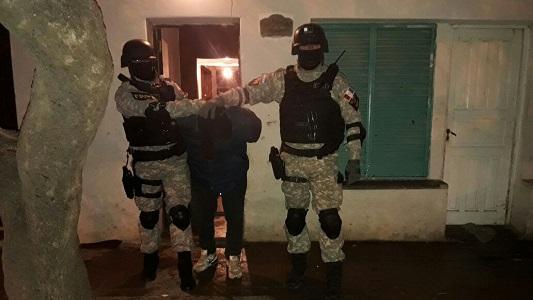 Dos detenidos con droga en barrio Los Olmos de Villa Nueva