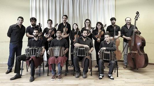 Audiciones para la Orquesta de Tango de la UNVM