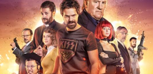 Zac Efron y Peter Lanzani en los estrenos de la semana del cine