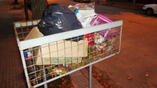 Recolección de residuos: por qué fue parcial y cómo será ese miércoles