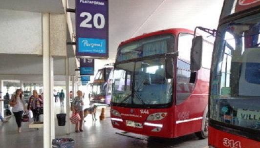 Interurbanos: Sin subsidios, amenazan con resentir el servicio