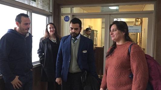 Audiencias en Tribunales por el docente despedido en las Rosarinas