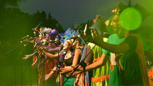 Murga, rock y cuentos: las actividades gratis del fin de semana