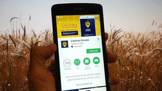 Crearon una aplicación para conocer los caminos rurales