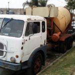 Camion robado en Rosario 01
