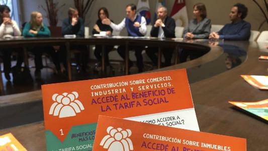 Más comercios podrán pedir la tarifa social municipal