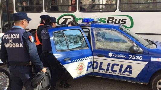 detenidos policia centro