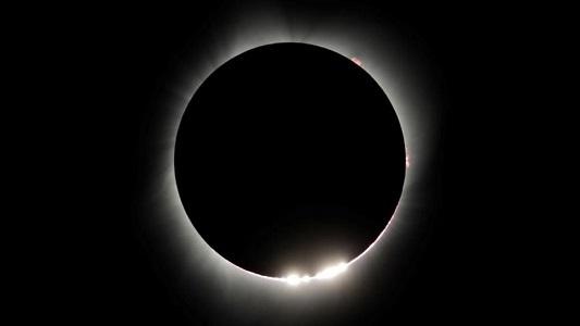 Lugares de la región donde mejor se verá el próximo eclipse solar