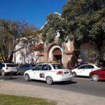 eleccion paso 2017 autos afuera del rosario