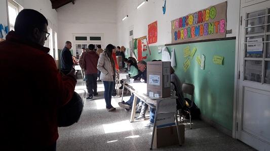 Paso 2017: Comienza el conteo de votos en las mesas de Villa María