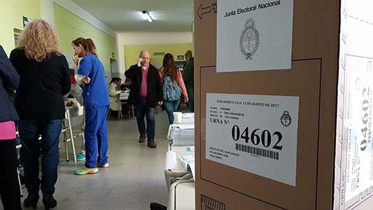 Los lugares en donde votan los villamarienses este domingo