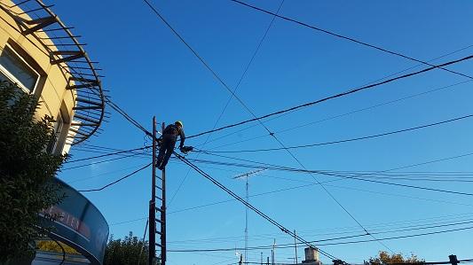 Por mantenimiento de red: corte de luz para el domingo a la mañana