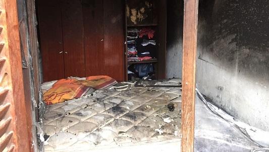 incendio vivienda barrio san nicolas