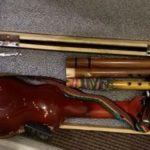 instrumento perdido charango