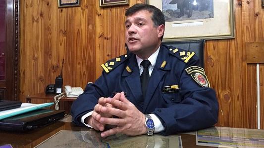 Sancionan a 2 policias por viralizar un procedimiento ficticio