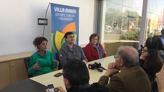 Consuelo, Damian Córdoba, las Arrasa y Trulalá en el Anfi