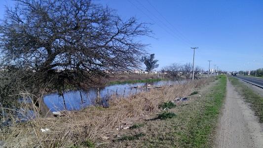 ruta 158 laguna