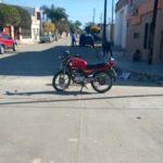 triple choque moto auto lesiones graves (2)