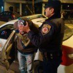 Detenido por orden de restriccion