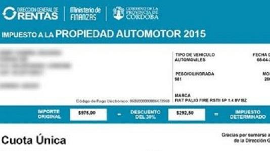 La recaudación de Córdoba en agosto creció más que la inflación