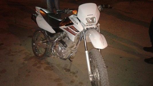 accidente - moto