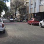 auto roto calle santa fe