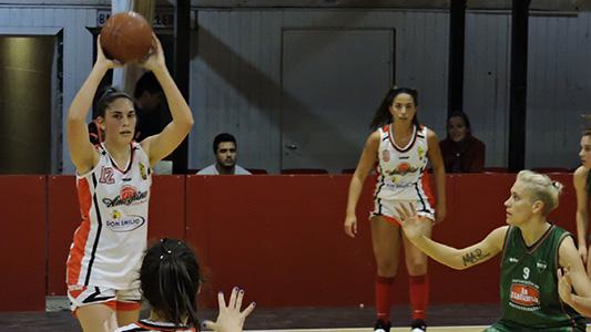 Las mujeres definen la final del basquet provincial