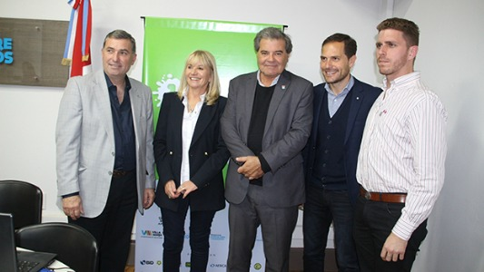 Jóvenes del sector lácteo se reúnen por primera vez en Villa María