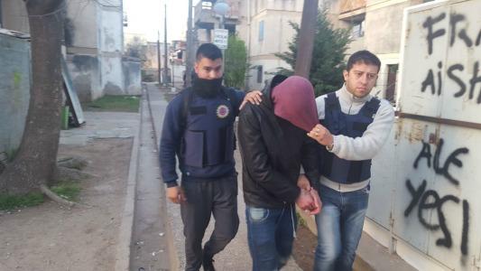 Detuvieron a tres jóvenes por robos durante el último fin de semana