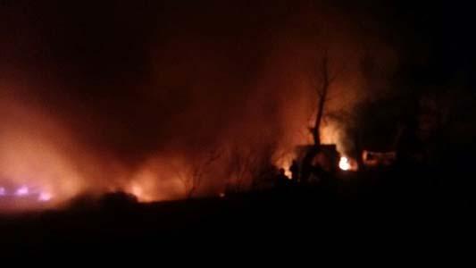 incendio pastizales noche bomberos villa nueva (2)