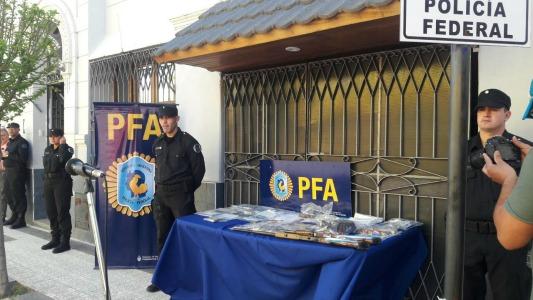 marihuana secuestrada bell ville operativo villa nueva policia federal