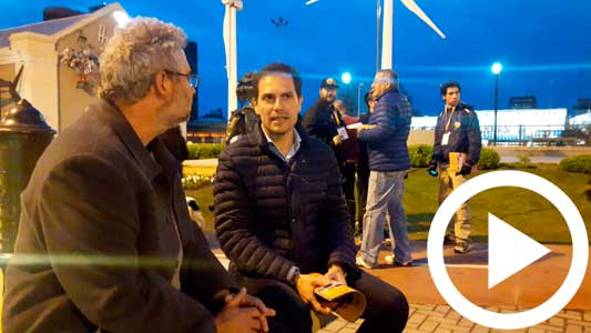Martín Gill responde: Futuro, desafíos y dificultades de la ciudad