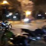 moto noche costanera