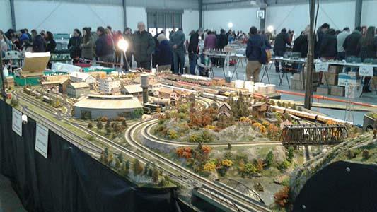 Mundos en miniatura: llega una nueva edición de la muestra de maquetismo