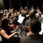 La Orquesta Sinfónica de Villa María se presentó en las vísperas del aniversario.