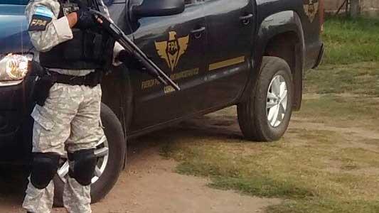 """Bell Ville: policía de la Caminera detenido por hacer """"delivery"""" de cocaína"""