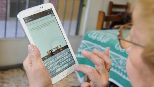 Las tablets para jubilados no llegan a Villa María