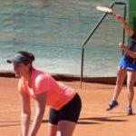 tenis mujeres amigas sport