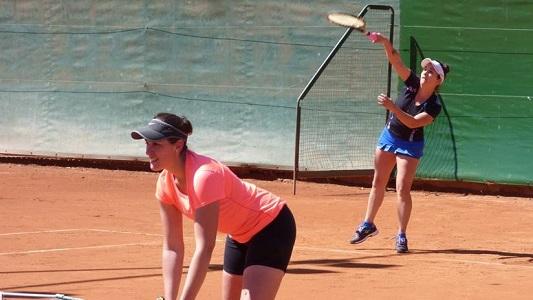 El tenis entre amigas convocó a más de 120 mujeres de Córdoba y Santa Fe