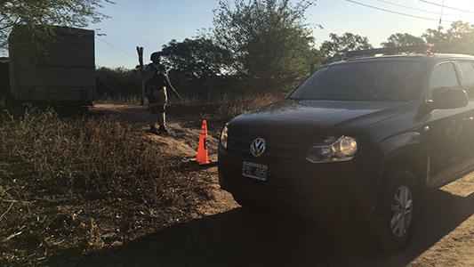 """Santa Eufemia: detuvieron a un """"delivery"""" de drogas en el pueblo"""
