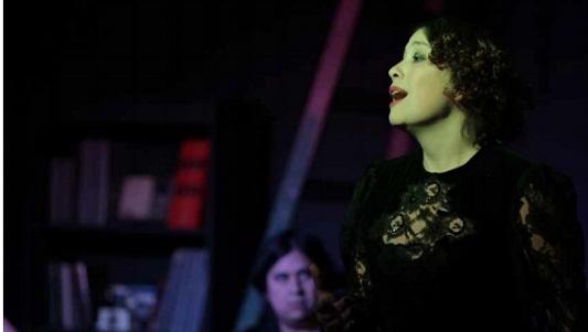 Obra teatral recuerda a Ada Falcón y el tango, los viernes de octubre