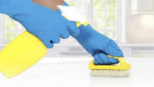 Cómo limpiar fácilmente diferentes superficies domésticas