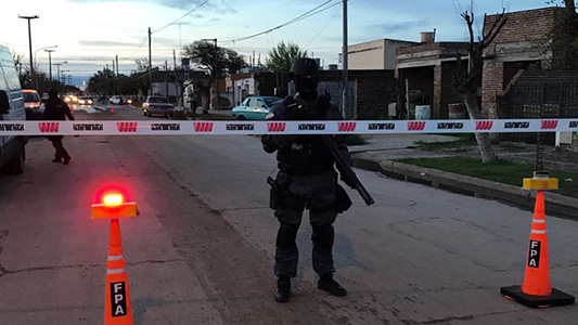 """Pozo del Molle: capturan a """"importante referente"""" de la droga"""