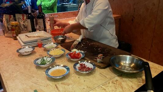 Córdoba llenó con sus sabores típicos la Feria de Turismo 2017