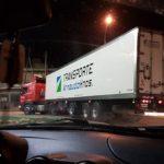 camion rotonda ruta pesada y sarmiento