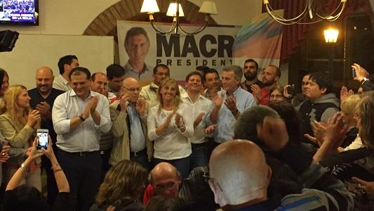 Cambiemos ganó casi con el 50 % en el Departamento San Martín