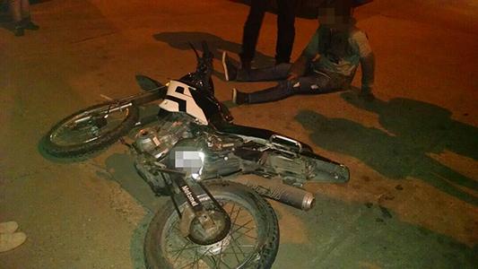 choque auto moto (2)